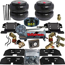 B Chassistech Tow Kit 2500/3500 Ram 03-11 Compressor And Electric Valve