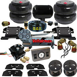 B Chassistech Tow Kit 25/3500 Ram 03-11 Compressor And Electric Valve 2 Lift