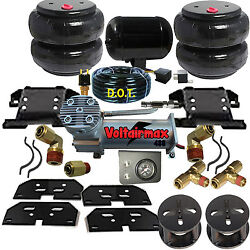 B Chassistech Tow Kit 2500/3500 Ram 03-11 Compressor And Push Button 4 Lift