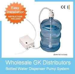 New 120v Ac Bottled Water Dispensing Pump System Replaces Bunn Flojet Bw4000a