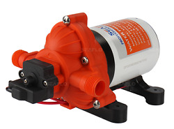 New 24v Rv Boat Automatic Demand Water Pump Model Replaces 2088-474-144 Shurflo