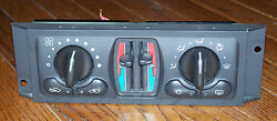 Chevy Impala Monte Carlo OEM Heater AC Climate Control 04-05