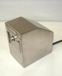 80 Lb. Heavy Duty Gleason-avery Pig Roaster Rotisserie Spit Motor Barbecue Grill