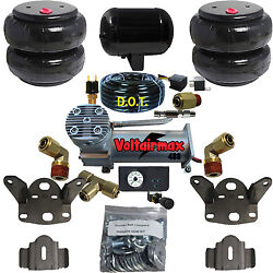B Chassistech Tow Kit Tundra 2007-2010 Compressor And Manual Valve