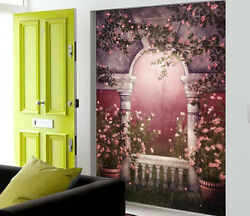 3D Flower fairy Image 0261 Wall Paper Wall Print Decal Wall Deco AJ WALLPAPER