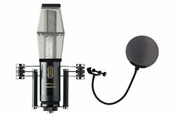 SONTRONICS APOLLO Ribbon microphone with metal pop filter
