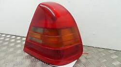Mercedes C Class 1993 - 2000 Saloon Right Driver Offside Rear Light And Bulbholder