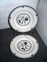 One Royal Doulton Old Colony Pattern Salad Or Desert Plate 7 7/8