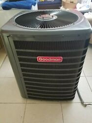 Goodman air conditioner GSZ140241KE & Evaporator Coil
