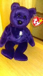 Ty Princess Diana 1997 Beanie Baby PE Pellets Mint condition.