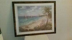 relax on the beach print $39.99