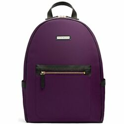 Archer Backpacks Brighton Cara Laptop Backpack Womens 13 Business Travel Canvas