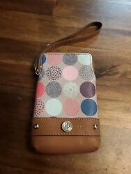 Relic Cell Phone Multifunction Wristlet 6quot;x 3.5quot; FAST SHIPPING😁 $7.00