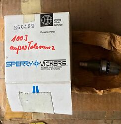 Shaft Cylinder Block Unit P/n 260492 Mfr. Sperry And Vickers Eaton Aerospace