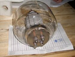Triode Electron Tube Rs1091 Mfg. Siemens Germany = 7092 / Tb5/2500 / Rs1046