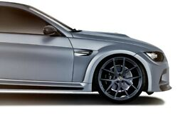 E92 2dr Coupe Af-5 Wide Body Front Fenders Gfk 2 Piece Fits Bmw M3 08-1