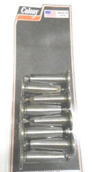 Modela And B Ford Tappet Lifter Set 8 Self Lock Style Adjustable Usa +.015 Over