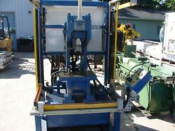 Hydraulic Press Lomar with tooling (crimper swager punch shear stamp post)