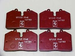 Ferrari 348 Brake Rotor Disc Pads_front_rear_challenge_147783_competition_new_oe