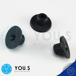 10 x Plastic Nuts Mounting Clips for Ford - BE0825265C - New