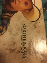 Garth Brooks - The Ultimate Collection 9disc Set - Greatest Hits 1disc Damage