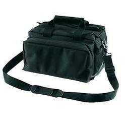BULLDOG CASES DELUXE BLACK RANGE BAG WSTRAP (FF)