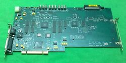 Ge 00-884594-01 Display Adapter S2 Board For Oec 9800 Plus C-arm 1783