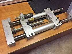 Phd Pneumatic Guided Cylinder Thruster Slide Rs122x10-d-j2-r2