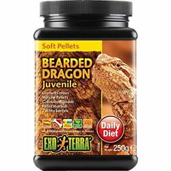 Soft Juvenile Bearded Dragon Food 8.8 Ounce NEW GIFT