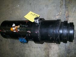3 Stage Hydraulic Dump Cylinder 64 Stroke 8 Od Single Port For Inlet And Exhaust