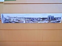Historic 1920and039s Downtown Reno Nevada Panoramic Photo Arch Riverside Hotel