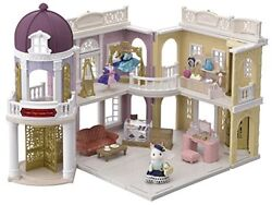 New Sylvanian Families Grand Department Store Delux Set Town Series Ts-12 Calico