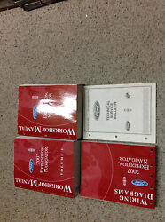 2007 FORD EXPEDITION LINCOLN NAVIGATOR TRUCK Shop Repair Service Manual SET WOW