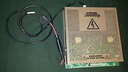 Applied Kilovolts Part Hp15r-319 Micromass Power Supply Spectrometer Waters Lc
