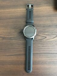 New Garmin Fenix 3 HR Sapphire Heart Rate Monitor GPS Fitness Watch 010-01338-70