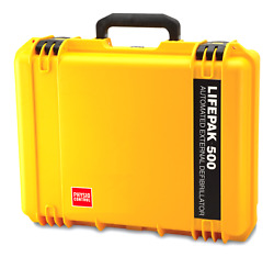 Physio-control Hardshell Watertight Carrying Case For Lifepak 500 - 11998-000021