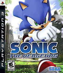 Sonic The Hedgehog Ps3 Playstation 3 2007
