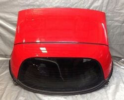 2007-2015 Mazda MX5 Miata PRHT Power Retractable Hard Top Assembly True Red G813