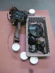 1990and039s Johnson 9.9 Outboard Boat Motor
