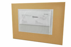 Clear Re-closable Packing List Envelopes 6