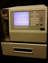 Waters 717 Plus + Hplc Chromatograph Autosampler Injector System Wat078900 Lc