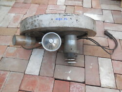 Porsche 356 Fan Shroud With Oil Canister And Generator 12 V 40fl