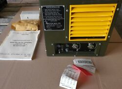 Military Heater Space Multi-fuel With Blower Hunter Uh-48-d / Uh-48-c 15000 Btu