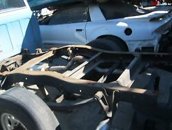 Chevrolet 70 C20 2wd Frame With Front Suspension Used