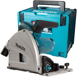 Makita Sp6000j1 Plunge Cut Circular Saw 165mm With Makpac Connector Case 110v