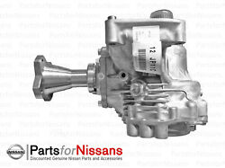 Genuine Nissan 2008-2014 Murano Awd Front Differential Transfer Case New Oem