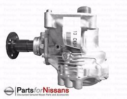 Genuine Nissan 2005-2007 Murano Awd Front Differential Transfer Case New Oem