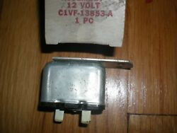 Nos 1961 1962 1963 Lincoln Horn Relay And Bracket