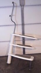 1993- 29and039 Baja Motoryacht Stairs Stairway To Cabin 3 Stairs Great Condition