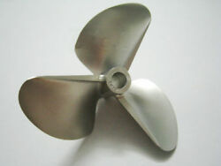 Cnc 1/4'' Propeller 72mm / 74mm Positive 3-bladed 1472 / 1474 Prop P1.4 Rc Boat